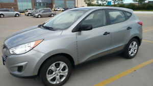 2012 Huyndai Tucson FWD 4DR GL, 13,980 KM, No Accidents