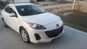 2012 Mazda 3 with new safety