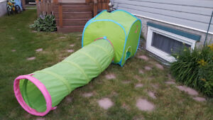 Childrens Collapsible play tent