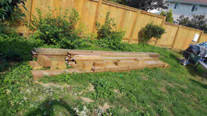 Wood for 16' X 10' deck for sale