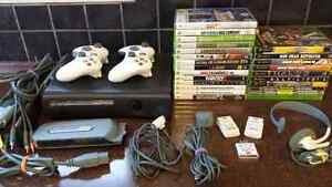 Xbox 360 Bundle - Tons of Accessories and Games