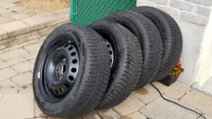 Michelin X-iCE I3 215 55 R17