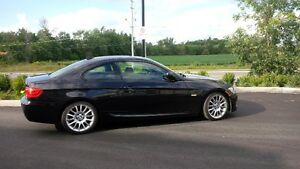 2012 BMW 3-Series 328i M-sport coupe Coupe (2 door)