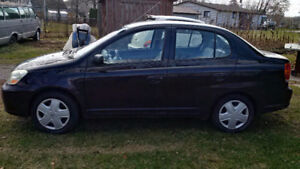 Toyota Echo 2005 for Parts