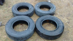 BF Goodrich Commercial T/A Tires