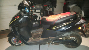 72V Cara E-Bike in Good Condition