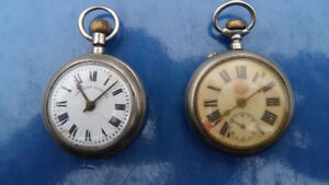 Watches; antique Watch no1;  ROSKOPF PATENT MEDAILLE  DOR
