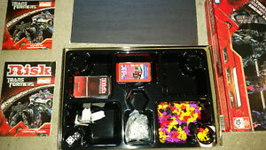 Risk Transformers edition complete and mint condition only $15.. London Ontario image 2