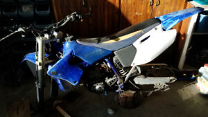 Parting Out Yamaha 2002 YZ426