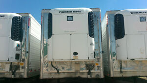 2006 Utility 53' Tandem-Axle Refrigerated Trailer - Low Hours
