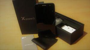 New LG X power 3 Smart Phone