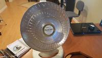 Heatdish Parabolic Electrical Heater