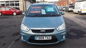 2009 FORD C MAX 2.0 Zetec Automatic From GBP4,495 + Retail Package
