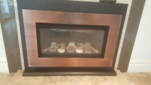 Gas Fireplace Insert - Valor 739 ILN
