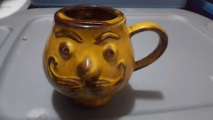 1970s Holiday Designs USA Shaving Mug