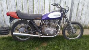 gs project bike