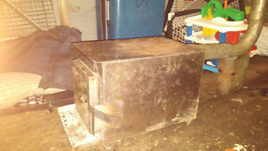 small wood stove stainless steel custom built