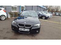 BMW 3 SERIES 318i ES Touring (black) 2009