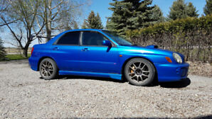 2000 Subaru Impreza WRX STI JDM - REDUCED