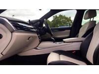 2016 BMW X6 xDrive30d M Sport 5dr Step Automatic Diesel Estate