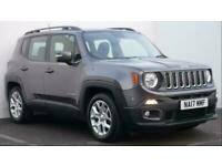 2017 Jeep Renegade 1.6 Multijet Longitude 5dr DDCT Auto FourByFour diesel Automa