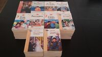 Harlequin collection Horizon, 1$/livre ou 75$ pour le lot