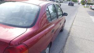Toyota écho 2004  125000 km