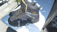 Mens safety shoes size 10 EE like new used cou times  or best of