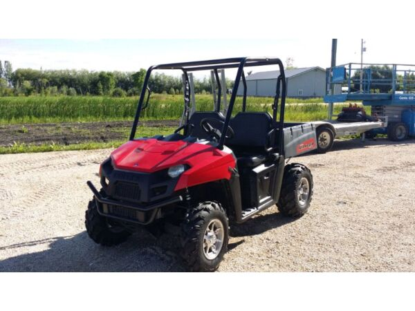 Used 2010 Polaris Ranger 400