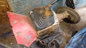 Old dodge truck parts