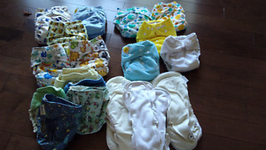 Giggle life cloth diapers