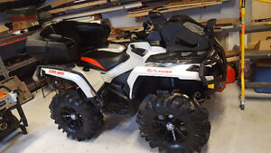 2015 can am outlander 800 xt financing  available