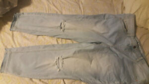 Size 22P Ripped jeans brand new