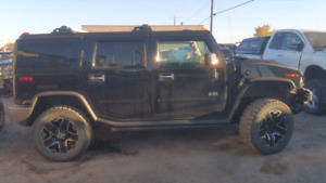 2004 H2 Hummer SUV Parting Out!