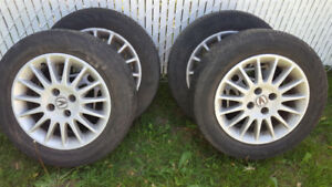 TIRES & MAGS, FOR SALE