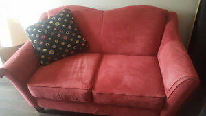 Lazy boy love seat and chair