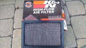 K&N Air Filter - for Infiniti Q45, M45 & FX45 2002 to 2008