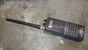 Handheld Frequency Scanner