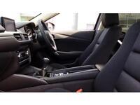 2017 Mazda 6 2.2d SE-L Nav 4dr 22013 Manual Diesel Saloon