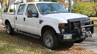 2009 Ford F-250 XL Crew Cab 4x4 Safetied