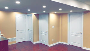 2 Bedroom NEWLY FINISHED Basement for rent in BRAMPTON NORTH