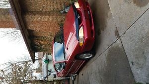 1998 Ford Mustang Coupe Coupe (2 door)