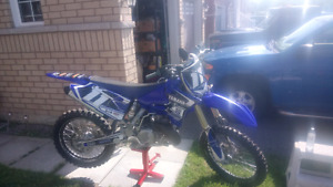 2013 YZ250  OR TRADE FOR 2010 OR NEWER YZ125 OR CRF250 PLUS $