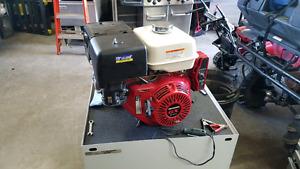 Moteur honda gx340 11hp starter électrique