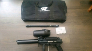 Tippmann A5 with Extras