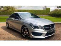 2016 Mercedes-Benz CLA-Class CLA 220 CDI AMG Sport Tip with Automatic Diesel Sal