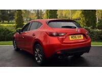 2016 Mazda 3 2.0 Sport Nav 5dr Manual Petrol Hatchback