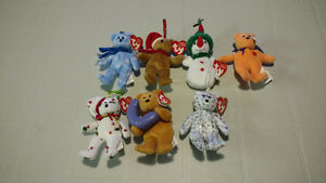 MIni beanie babies $5 for all of them OBO Kitchener / Waterloo Kitchener Area image 1