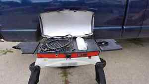 Propane roadtrip grill