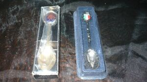 "VINTAGE STUNNING SOUVENIR COLLECTOR SPOONS 1 ""LIMOGES"" Kitchener / Waterloo Kitchener Area image 8"